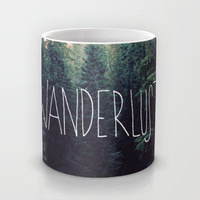 Wanderlust: Rainier Creek Mug by Leah Flores