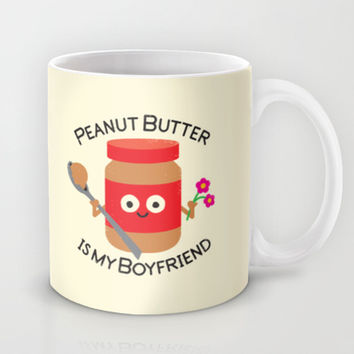 Don't Be Jelly Mug by David Olenick | Society6