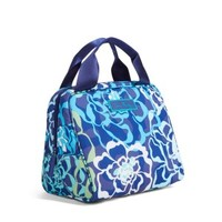 Vera Bradley - Katalina Blue Lighten Up Lunch Cooler