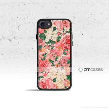 Carnations Floral Case Cover for Apple iPhone & iPod Touch