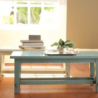 Blakely Rustic Bench
