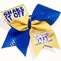 Shake It Off Cheer Bow