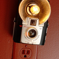 Kodak Brownie Starflash Camera Nightlight