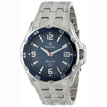 Bulova Men's Marine Star Watch 98B111