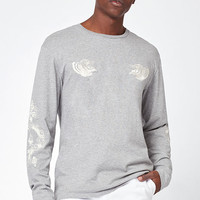 PacSun Seven Embroidered Long Sleeve T-Shirt at PacSun.com
