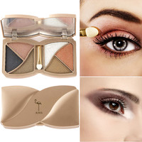 Maquillage 6 Colors Glitter Eyeshadow Urban Naked Paleta De Sombra Diamond Eye Shadow Pallete Professional Make Up Kit