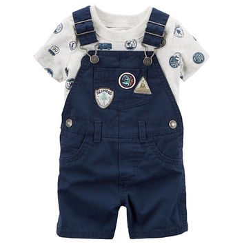 Carter's 2-pc. Pant Set Baby Boys - JCPenney