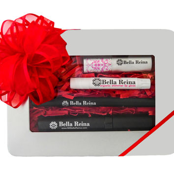 Makeup Gift Set - Naturally Glam by Bella Reina