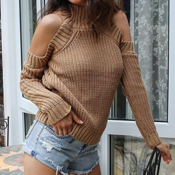 Golda Cut Out Sweater