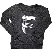 Poketo! Bird in Hand - Eco Pullover Women