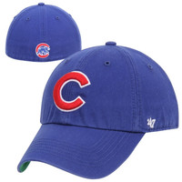Chicago Cubs '47 Brand Franchise Fitted Hat – Royal Blue