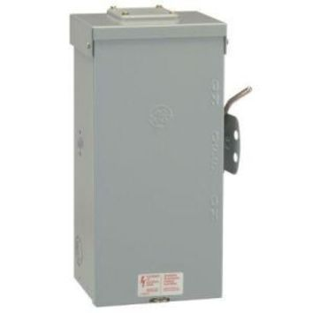 GE, 100 Amp 240-Volt Non-Fused Emergency Power Transfer Switch, TC10323R at The Home Depot - Mobile
