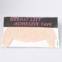 Stick It To Me Lifting Breast Shapers - Nude