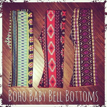 Baby Bell Bottoms by Roupoli