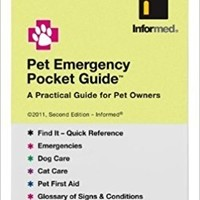 Pet Emergency Pocket Guide 2nd Edition