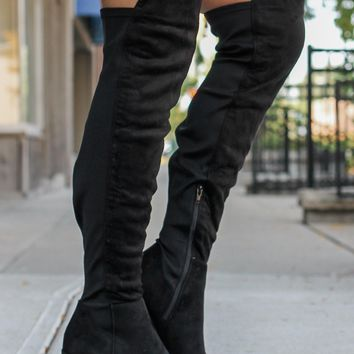 Bewitched Over the Knee Boots