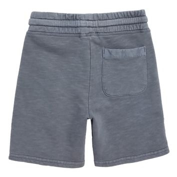 Mini Boden Garment Dyed Sweatshorts (Toddler Boys, Little Boys & Big Boys) | Nordstrom