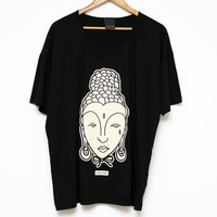 Unisex Le Buddhism Oversized - Black