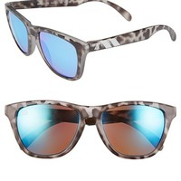 Blenders Eyewear 'Snow Leopard Ice Blue: L Series' 68mm Sunglasses