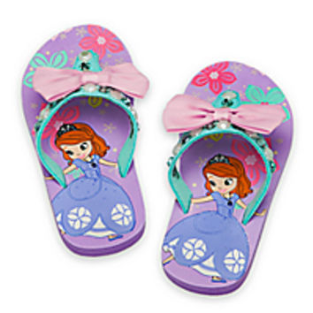 Sofia Flip Flops for Kids