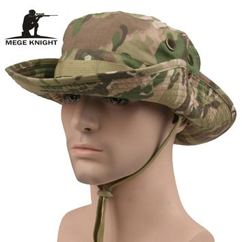 Tactical Airsoft Sniper Camouflage Boonie Hats Nepalese Cap Militares Army Mens American Military Accessories
