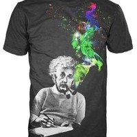 Einstein- Smoking T-Shirt Size XL