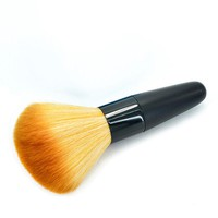 NEW 1Pc Beauty Women Powder Brush Single Soft Face Cosmetic Makeup Brush Big Loose Shape