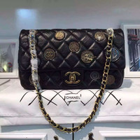 Chanel VIP Limited Edition Commemorative Badge with Genuine Leather CH92674