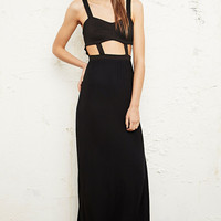 Sparkle & Fade Cage Maxi Dress - Urban Outfitters