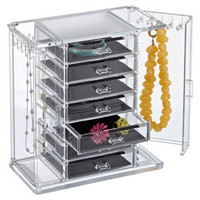 The Container Store > Premium Acrylic Chest