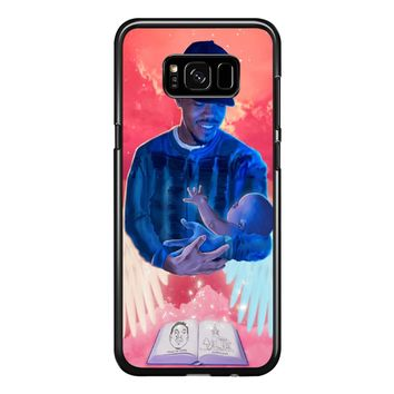 Chance The Rapper Baby Samsung Galaxy S8 Case