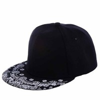 new Fashion Styles Solid Colors Snap back Hats