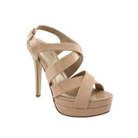 Womens SHI by Journeys Payne Heel, Nude  Journeys Shoes