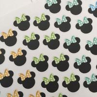 Just Minnie Stickers.