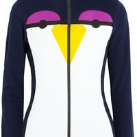 Fendi - Stretch-jersey top