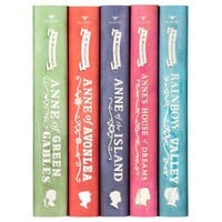 Anne of Green Gables Set of 5 - Juniper Books