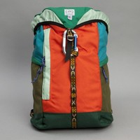 Epperson Mountaineering Large Climb Pack (Kelly Green / Mandarin) | Oi Polloi