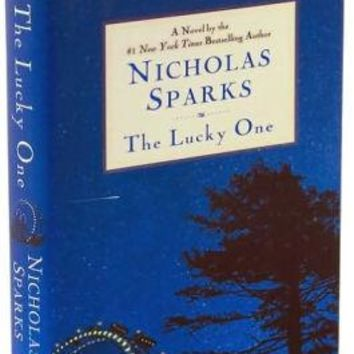 The Lucky One - Nicholas Sparks Hardcover