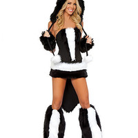 Flower The Skunk Costume | Sexy Clothes Womens Sexy Dresses Sexy Clubwear Sexy Swimwear | Flirt Catalog
