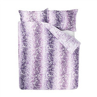 Yuzen Damson Bedding Set design by Designers Guild