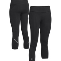 Under Armour Women's Seamless Running Capris