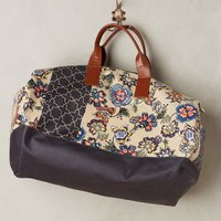 Miss Albright Hermitage Weekender in Navy Size: One Size Bags