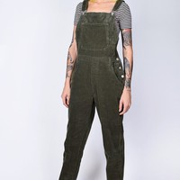 Gare Du Nord Corduroy Overalls