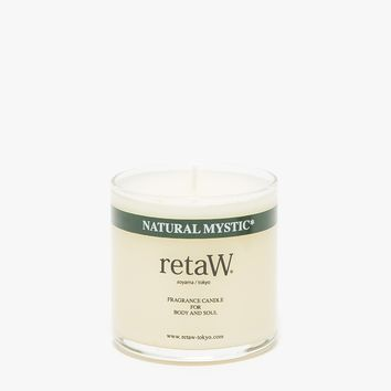retaW / Fragrance Candle