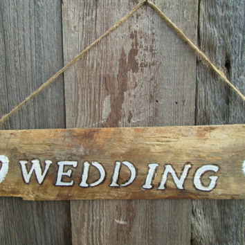 Rustic Wedding Sign, Wedding Sign, Wood Sign, Rustic Wedding, Barn Sign, Barn Wedding Decoration,