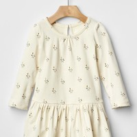 Gap Baby Organic Shirred Dress