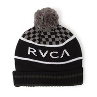 RVCA Stadium Pom Beanie - Mens Hats