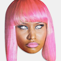 Nicki Minaj Mask