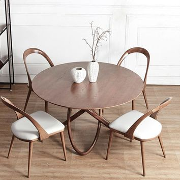 Cafe Furniture Sets solid wood coffee tables chairs sets