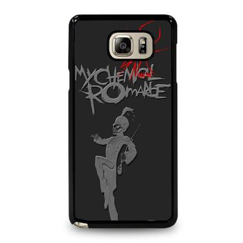 MY CHEMICAL ROMANCE BLACK PARADE 2 Samsung Galaxy Note 5 Case Cover
